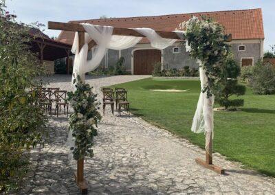 Svatby v Resortu Cedrus
