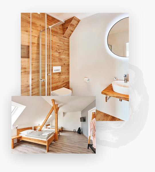 Resort Cedrus - Aparmány Delux