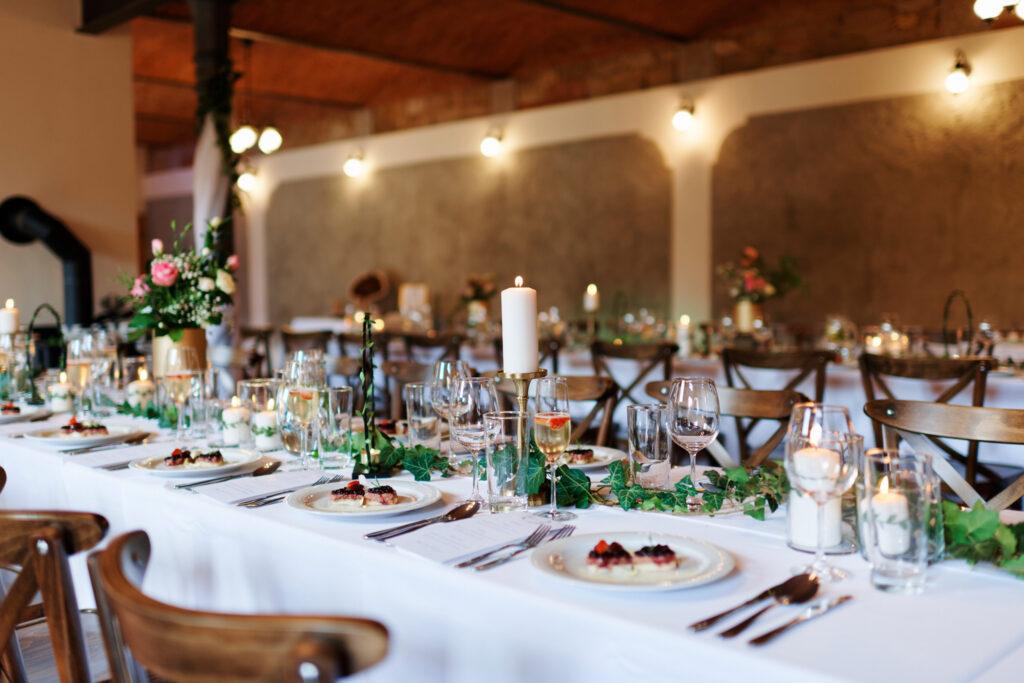 Svatba na statku u Prahy